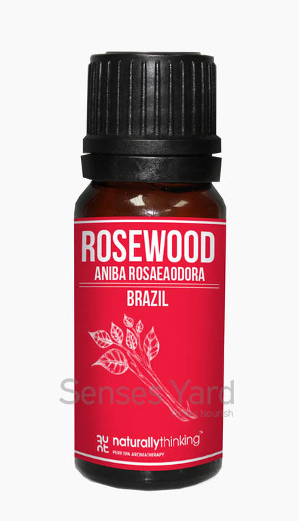 Rosewood Essential Oil / 花梨木精油的功效:舒緩痛楚/抗沮喪/提神醒腦/抗菌殺菌、除臭。Quality Essential Oil from Naturallythinking.