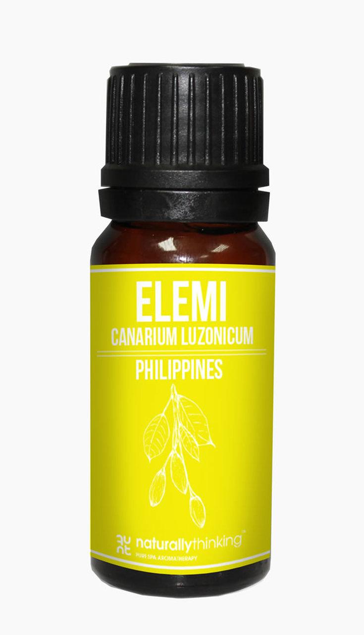 Elemi Essential Oil / 欖香脂精油的功效:令皮膚恢復活力/舒緩壓力,令內心變得平靜。Quality Essential Oil from Naturallythinking.