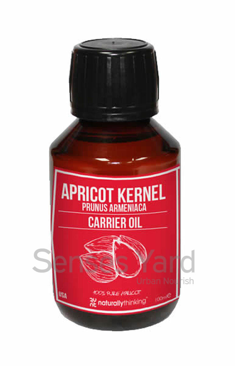 Apricot Kernel Carrier Oil / 杏桃仁基底油含有豐富維他命,肌膚極易吸收,保濕效果強,有助舒緩繃緊肌膚,能軟化及滋潤肌膚/常用於面部按摩用品及美髮用品/適合任何類型肌膚,特別是成熟肌膚、乾燥肌膚及敏感肌膚。Quality Carrier Oil from Naturallythinking.