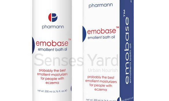 醫學級品牌Pharmann Emobase™ emollient bath oil 滋潤沐浴油(無香料、低致敏)適合非常乾燥皮膚、異位性皮膚炎、牛皮癬或濕疹人士使用(成人及3歲以上小童)。修護皮膚脂質層,防止表皮水份流失,確保皮膚得到滋潤保濕,舒緩過敏不適 。