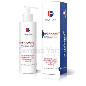 無類固醇潤膚護理乳液 Pharmann Emobase™ emollient lotion 1