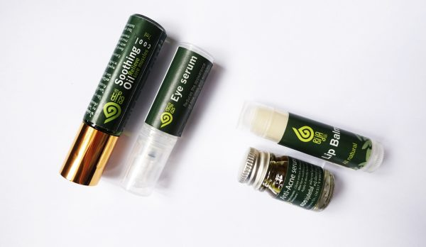 BIJA 有機米糠油護唇膏 / BIJA Organic Rice Bran Oil Lip Balm_BG