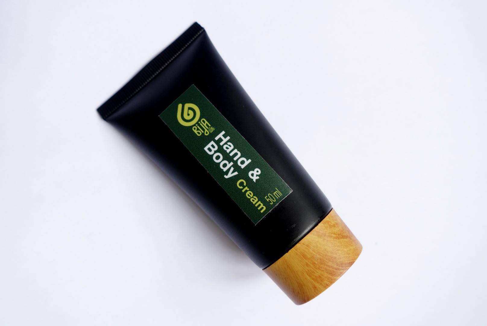 BIJA 護膚霜 / BIJA Hand and Body Cream_SENSES YARD