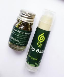 BIJA 有機米糠油護唇膏 / BIJA Organic Rice Bran Oil Lip Balm SENSES YARD