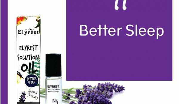 Elyrest Solution Oil Roll-On No.1 Better Sleep/有助入睡香薰精油 sensesyard