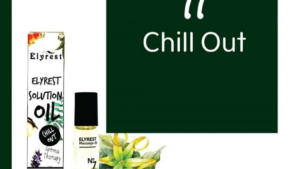 Elyrest Solution Oil Roll-On No.7 Chill Out/令人放鬆香薰精油 sensesyard