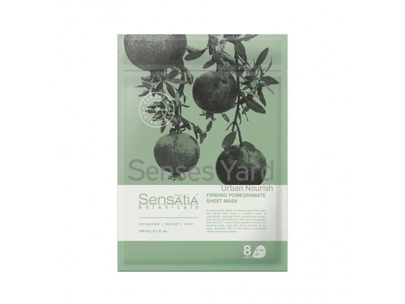 Firming Pomegranate Sheet Mask / 紅石榴緊緻紙面膜