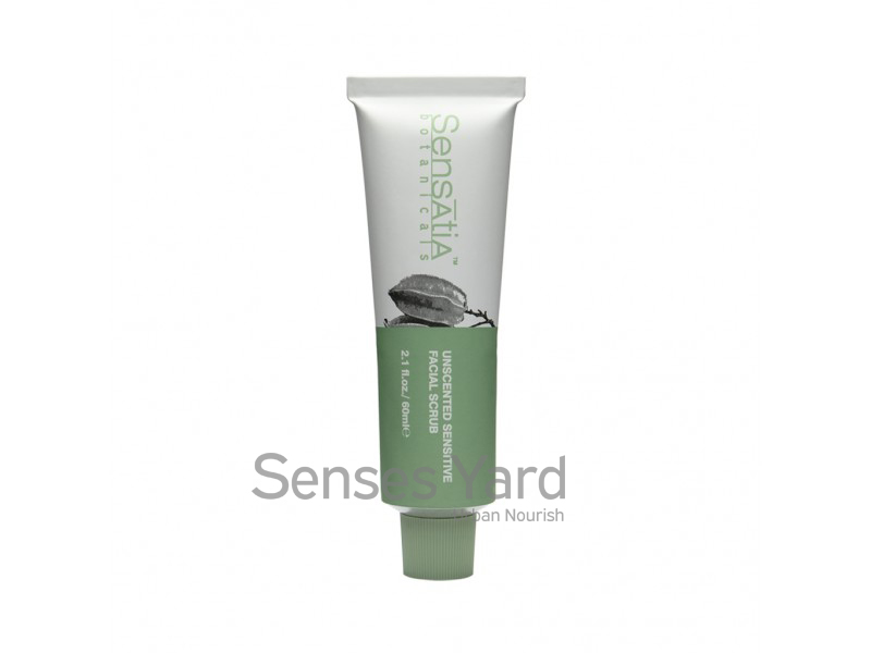 Unscented Sensitive Facial Scrub / 防敏面部磨砂